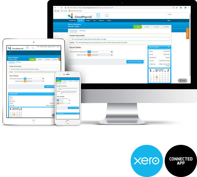 Seamless Xero integration